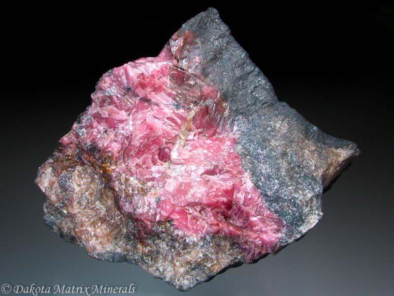 Rhodonite Mineral Specimen For Sale