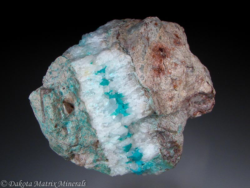 Turquoise Mineral Specimen For Sale