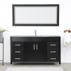 V-31-48-60-E large dark color vanity