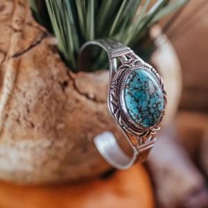 Sierra Nevada Turquoise Bracelet