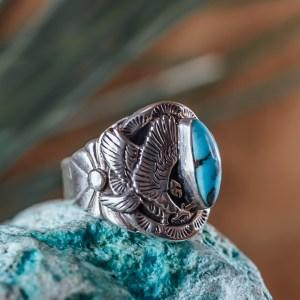 Eagle Ring Sz. 10