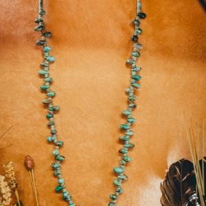 Nevada Turquoise Necklace
