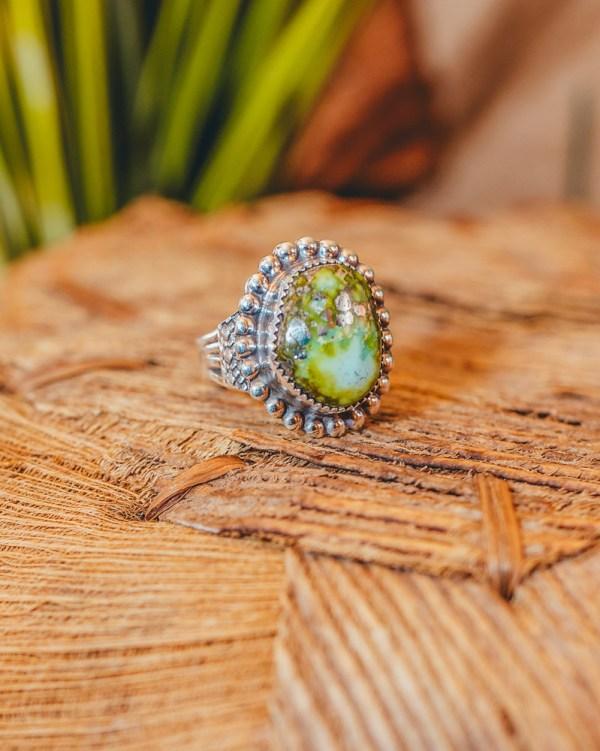 Sonoran Ring Sz. 7.5