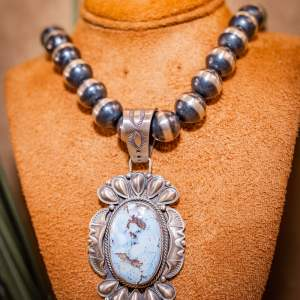 Golden Hills Necklace