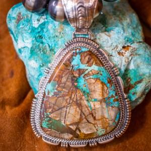 Boulder Necklace