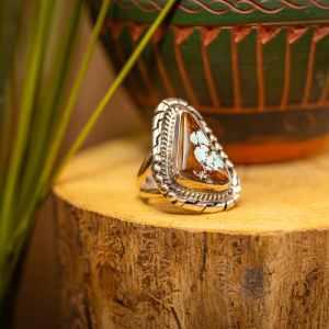 Boulder Ring Sz. 7