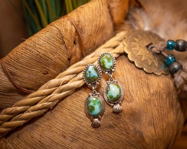 Sonoran Turquoise Earrings