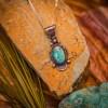 Pilot Mountain Necklace