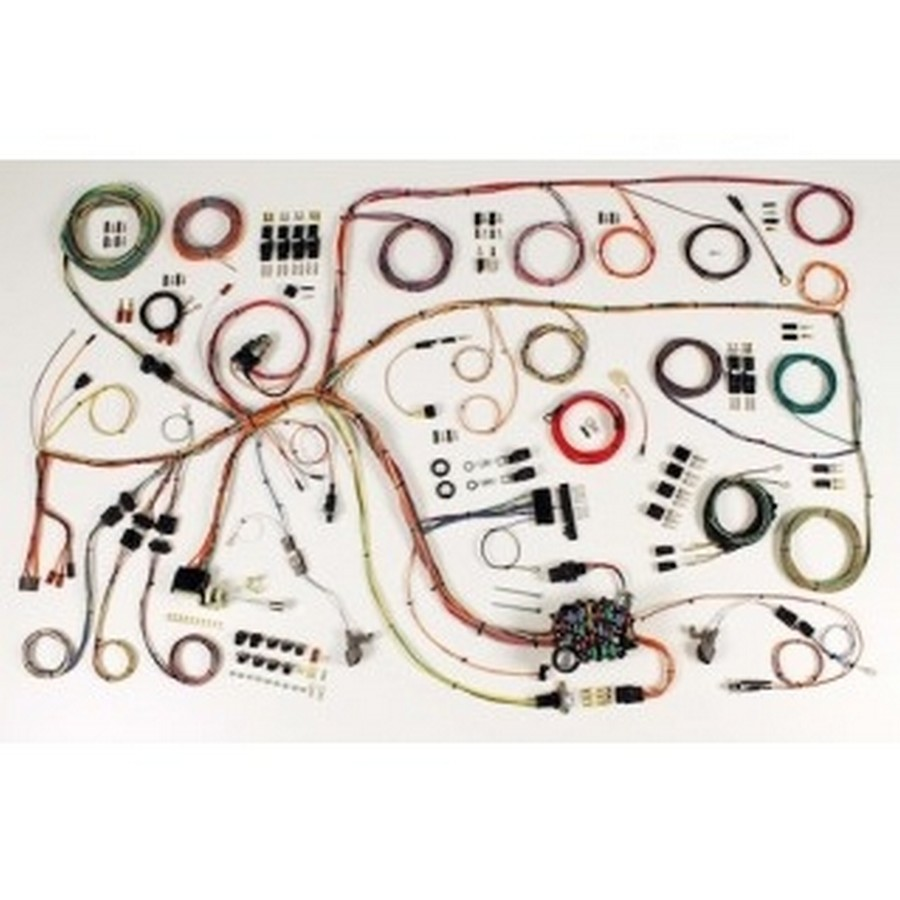 hight resolution of 60 64 falcon 60 65 comet wiring kit