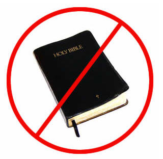 Image result for banned bible