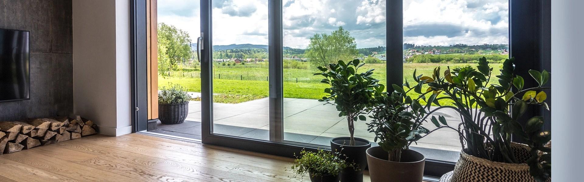 sliding and folding patio doors