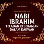 materi khutbah idul adha nabi ibrahim teladan keberanian dakwah.id