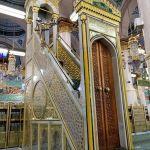posisi mimbar dalam masjid dakwah.id