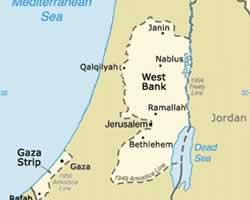 Jalur Gaza dan Tepi Barat (pbs.org)