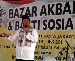 Ketua  Majelis Pertimbangan Wilayah (MPW) PKS DKI Jakarta Ir. Triwisaksana, M.Sc (dpw-dki)