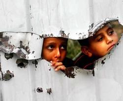 Ilustrasi - Anak-anak Gaza, Palestina (inet)