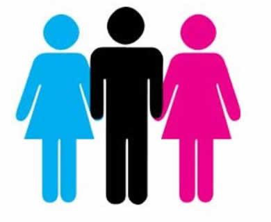gambar poligami
