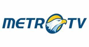 Logo Metro TV. (wikipedia)