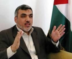 Anggota Biro Politik Hamas, Izzat Risyq. (knrp)