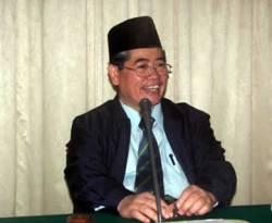 Guru Besar Universitas Islam Negeri (UIN) Sunan Kalijaga Yogyakarta, Prof DR H. Atho' Mudzhar. (kepri.kemenag.go.id)