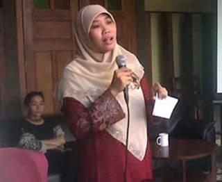 Istri gubernur Jawa Barat Netty Prasetiyani. (inilah)