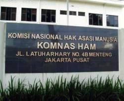 Gedung Komnas HAM. (rimanews)