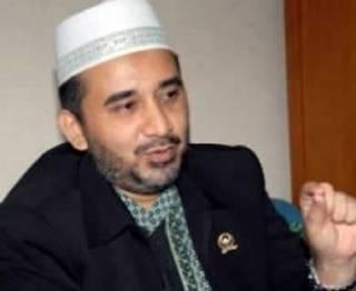 Anggota DPR RI Komisi IV Fraksi PKS Habib Nabiel Almusawa. (inet)