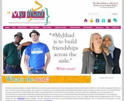 Cuplikan situs myjihad.org, 16/16/2012. (myjihad,org)