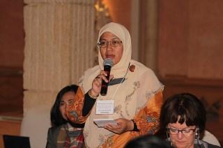 Anggota DPR-RI, dari Fraksi PKS, Ledia Hanifa (inet)