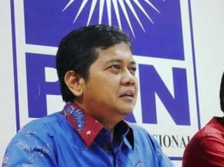 Wakil Ketua Fraksi Partai Amanat Nasional (PAN), Viva Yoga Muladi. (inet)