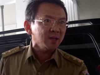 Wakil Gubernur DKI Basuki Tjahaja Purnama atau biasa dipanggil Ahok.  (detikcom)