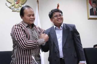 M Hidayat Nur Wahid (kiri) dan M Sohibul Iman (kanan). (ist)