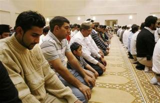 Muslim Kanada (ilustrasi)
