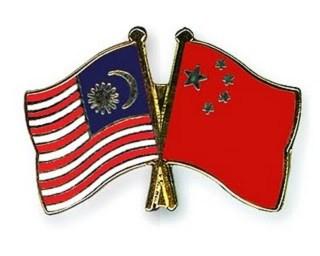 Malaysia-China (ilustrasi)