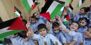 Anak-anak Palestina (ilustrasi)