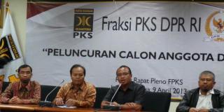 caleg pks