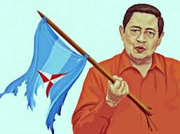 SBY dan Demokrat (ilustrasi)