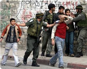 Aksi Tentara Israel