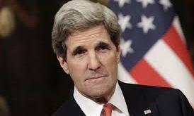 Menteri Luar Negeri Amerika Serikat (Menlu AS) John Kerry
