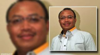 Sekjen DPP PKS Taufiq Ridho