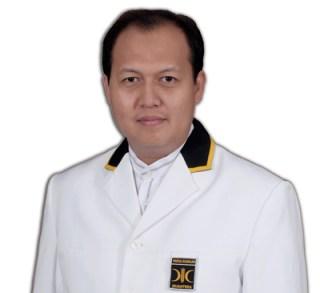 Ketua Komisi B DPRD DKI Jakarta, Selamat Nurdin