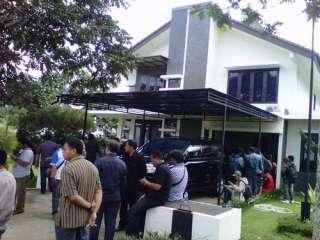 Kediaman Susno di Dago, Bandung