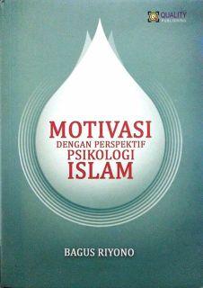 "Cover buku ""Motivasi dengan Perspektif Psikologi Islam"""