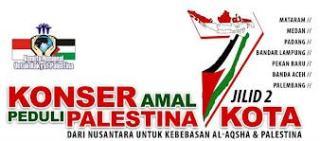 Konser Amal KNRP untuk Palestina (Ilustrasi)