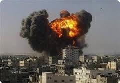 Serangan Israel (Ilustrasi)