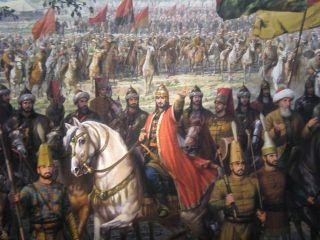 Pasukan Muhammad Al-Fatih (inet)