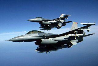 Pesawat Tempur Amerika, Jet F-16 (inet)