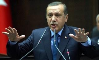 Perdana Menteri Turki Recep Tayyip Erdogan. (france24)