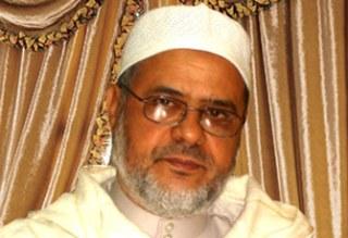 Prof. Dr. Ahmad Raisuni, seorang ulama Maroko (inet)