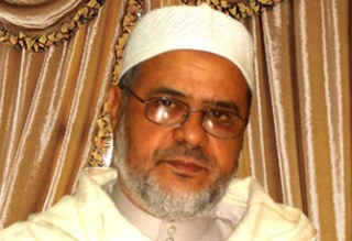 Prof. Dr. Ahmad Raisuni, seorang ulama Maroko (iums)